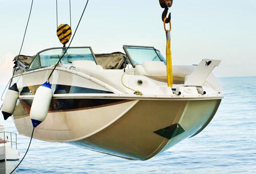 Barca con bilancino