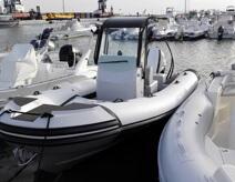 Trasporto catamarano