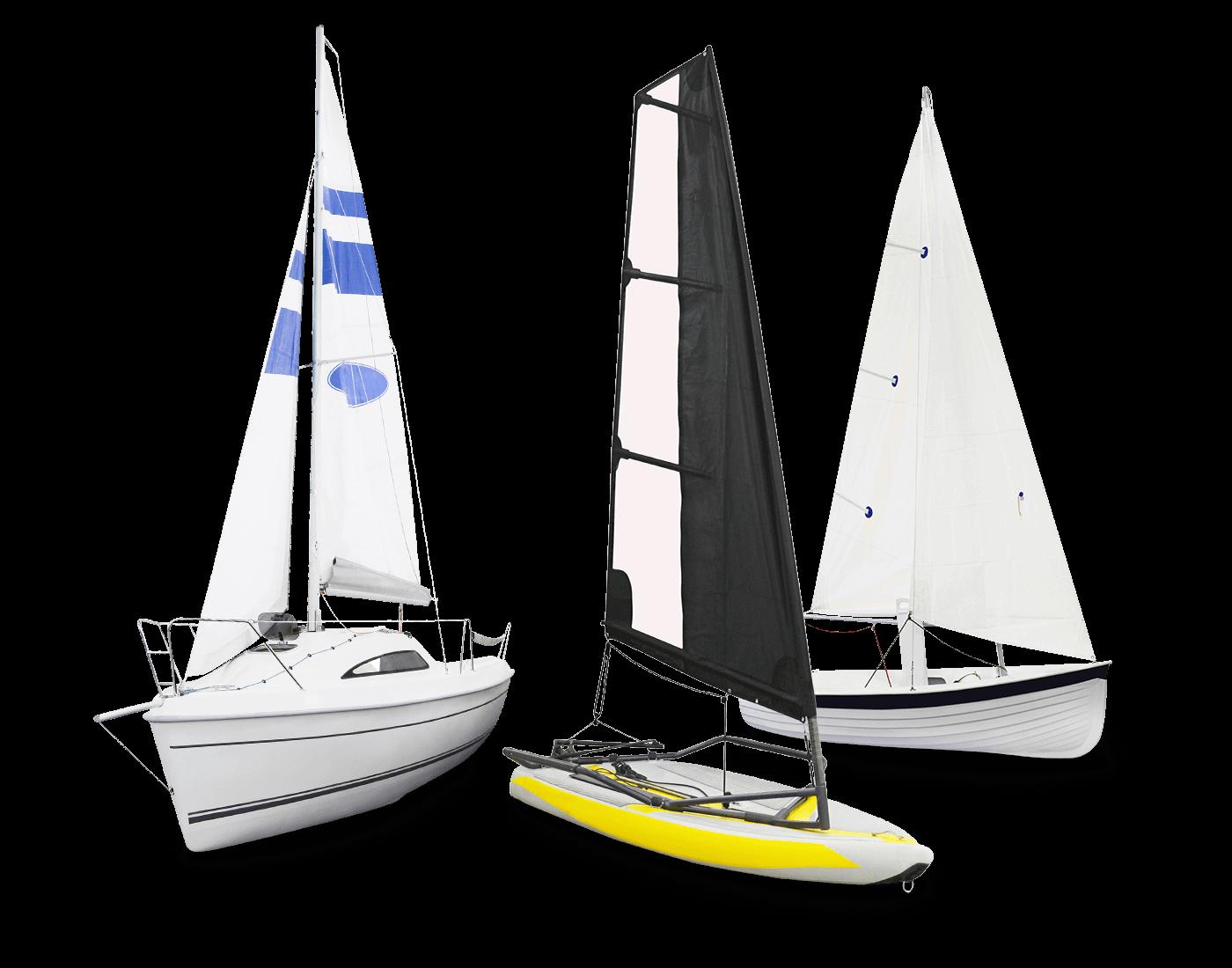 Spedizione barche a vela