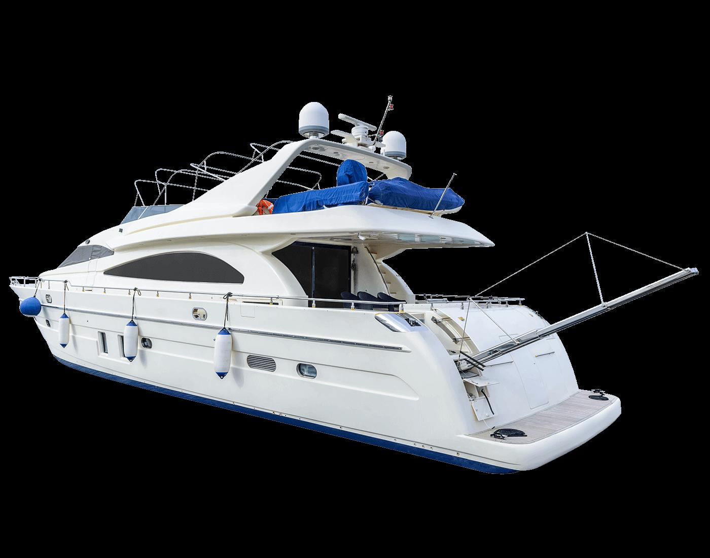 Spedizione yacht