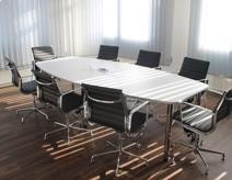 Trasporto sedie e tavolo