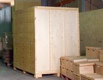 Trasporto box prefabbricato