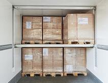 Spedire materiale edile su bancali